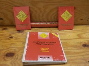 Marcom Tuberculosis In The First Responder Environment Dvd Training Kit