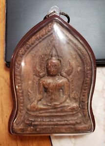 Large Thai Buddhist Temple Amulet