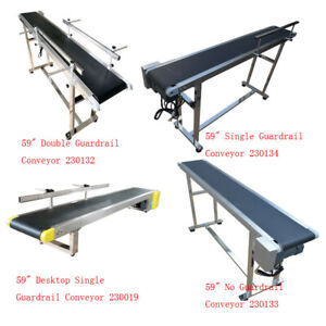110v Various Industrial Conveyors different Size Flat incline Conveyor On Sale