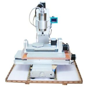 Hot Sale Hy 3040 5 Axis Mini Cnc Router Engraving Milling Machine