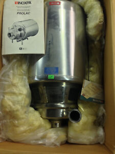 Inoxpa Centrifugal Pump S 35 F Stainless Steel 15hp 3600rpm 240 460vac