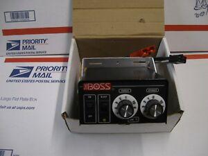 Boss Salt Spreader Control Mint Tgs15546 2 Stage Salter Controller For Tgs800