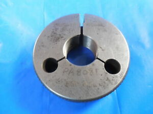 25 32 32 Ns 2a Thread Ring Gage 78125 No Go Only 7561 Quality Inspection