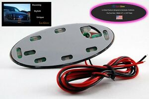 Pink Led Lo Glow Light Assessory For Your 3 5 Wide Ford Emblem Badge