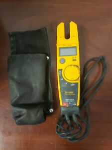 Fluke T5 1000 Voltage Continuity And Current Tester C x