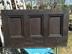 Vintage Architectural Salvage Door Wall Bed Head Board