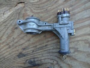 1991 1992 Volvo 240 Ignition Lock With 1 Key 3530152