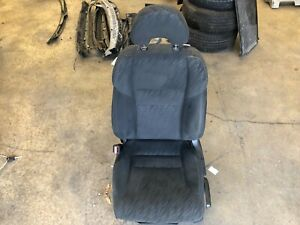 2006 2011 Honda Civic Coupe Driver Front Seat Cloth Lh Oem