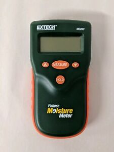 Extech Mo280 Pinless Moisture Meter Used