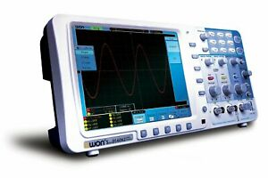 Owon Sds6062 60mhz Deep Memory Digital Storage Oscilloscope 2 channel