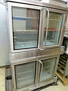 Blodgett Ef 111 Commercial Double Stack Electric Convection Oven