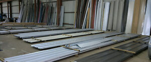 50 Sheets3x14 New Metal Roofing Panels Blue Color read Full Description