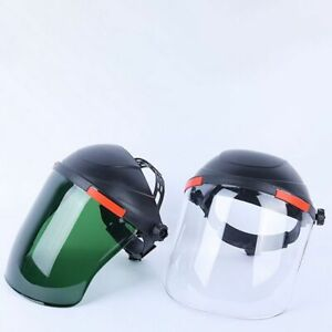 Electric Welding Helmet Protective Mask Face Shield Safety Work Heads Glasses