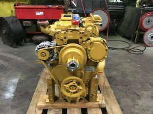 2007 Perkins 1104c 44 Diesel Engine 72hp All Complete And Run Tested