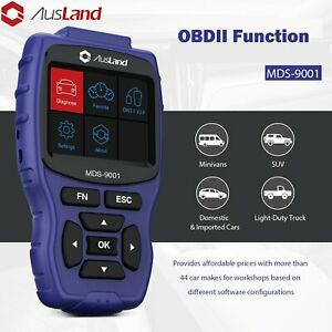 Ausland Obd2 All System Scanner Diagnostic Tool Design For Mercedes Benz Smart