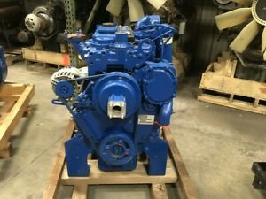 2007 Perkins 1103c 33 Diesel Engine 42 Hp All Complete And Run Tested