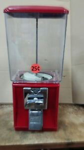 1 Northwestern Nw Super 60 Candy Gum Toy Vending Machine 25 Cent