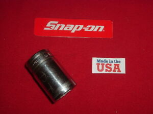 Vtg Snap On Tools A119 3 8 Dr 1 1 16 Sae Oil Pressure Sender Specialty Socket
