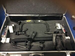Omi Integra Radiolucent Mayfield Skull Clamp Surgical Headrest System