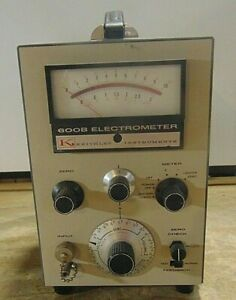 Keithley Instruments 600b Electrometer parts Only