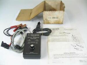 Kent Moore Tool J 36101 M A F Sensor Tester With Instructions