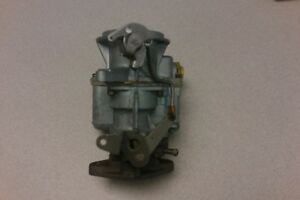 Carter Yf Gm Chevrolet Manual Hand Choke Carburetor