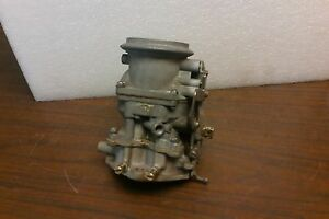 Ford Flathead Holley 94 Carburetor 7rt
