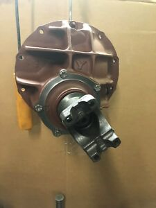Ford 9inch Nodular Resto Mod Rear Maverick Cougar Spool Trac Lok Option Yukon