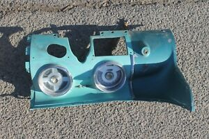 1955 1956 Chrysler Imperial Instrument Cluster Dash S
