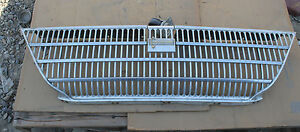 1963 Chrysler Newport Grille Grill Very Nice