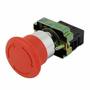 Emergency Stop Switch Push Button N c Xb2 bs542