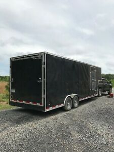 Used Grayco Spray Foam Rig Spray Foam Equipment Trailer Complete Setup