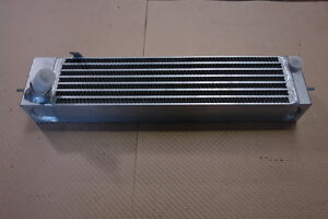 Aston Martin Oil Cooler Db4 Db5 Db6 Aluminum New