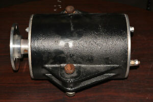 Ferrari 365gt 2 2 Radiator Cooling Fan Motor