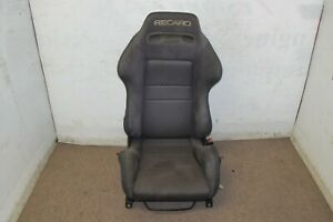 Jdm Mitsubishi Lancer Evolution Gsr Single Recaro Seat Evo