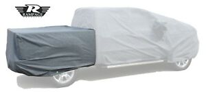 Rampage 1999 2019 Universal Easyfit Truck Bed Cover Grey For Ram1330