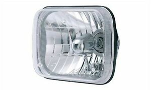 Rampage 1999 2019 Universal Headlight Assembly Clear For Ram5081127