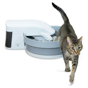 Petsafe Simply Clean Automatic Litter Box Self Cleaning Pal00 16741