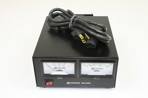 Astron Ss 30m Desktop Switching Power Supply With Meters 13 8v 30a Max