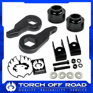 3 Front 1 5 Rear Lift Kit 2000 2006 Chevy Tahoe Gmc Yukon Suburban 1500 4wd 4x4