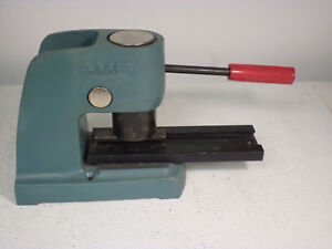 Amp Bench Top Arbor Press 91085 2 With Slide Base 126328 2