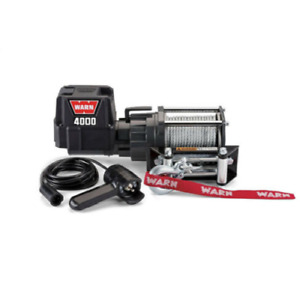 Warn 94000 Dc Powered Trailer Loading Utility Winch Brand New