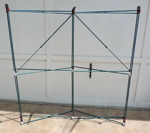5 X 5 Pop Up Trade Show Exhibit Display Booth Frame Stand Green
