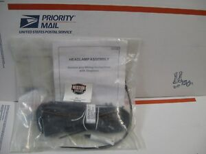 Western Mvp 66611 Fisher Ez V 66622 Plow Side Light Harness Relay Type Wiring