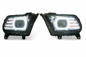 Morimoto Xb Led Headlight Assembly Plug Play For 2013 2014 Ford Mustang