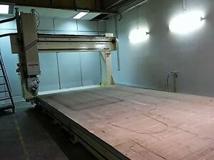 10 x20 x3 Thermwood C70 1020 Heavy Duty 5 axis Cnc Router New 2006