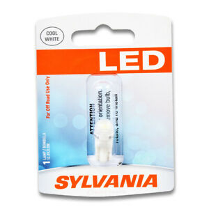 Sylvania Syled Instrument Panel Light Bulb For Mitsubishi Mirage 3000gt Wd
