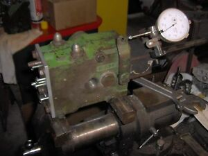 Remanufacturing Of Selective Control Valve Jd 3010 20 4010 20 501