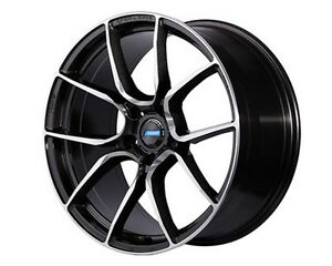 Rays Gram Lights Azure 57ana Wheels 19x7 5j 50 5x100 Set Of 4 From Japan