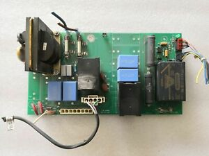 Pcb 2000 For Branson 2000 Aef Control Board Of Ultrasound Welding Machine Used